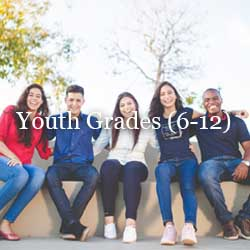 Youth Grades 6-12 Fellowship
