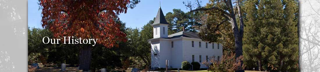 Bethesda Presbyterian Church History