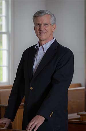Meet the Pastor David Hudson