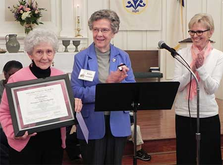Presbyterian Women, Bethesda Presbyterian Church