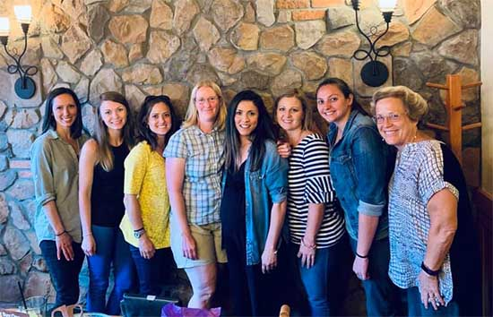 Presbyterian Women, Young Women's Circle, Bethesda Presbyterian Church