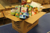 Food Drive for CALL